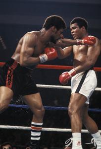 Muhammad Ali vs. Leon Spinks / Las Vegas Hilton / Las Vegas, Nevada1978 © 1978 Gunther - Image 7683_0045