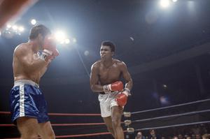 Muhammad Ali versus Jerry Quarry1970 / Atlanta, GA © 1978 Gunther - Image 7683_0059
