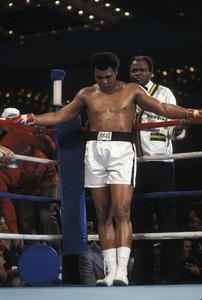 Muhammad Ali vs. Leon Spinks / Las Vegas Hilton / Las Vegas, Nevada1978 © 1978 Gunther - Image 7683_0123