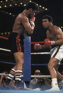 Muhammad Ali vs. Leon Spinks / Las Vegas Hilton / Las Vegas, Nevada1978 © 1978 Gunther - Image 7683_0130