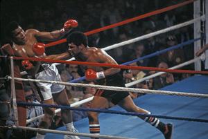 Muhammad Ali vs. Leon Spinks / Las Vegas Hilton / Las Vegas, Nevada1978 © 1978 Gunther - Image 7683_0141