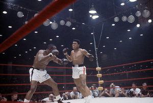 Muhammad Ali vs. Sonny Liston1964© 1978 Gunther - Image 7683_0174