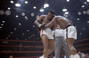 Muhammad Ali vs. Sonny Liston1964© 1978 Gunther - Image 7683_0175
