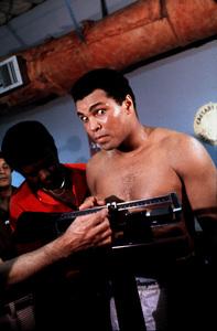 Muhammad Ali, c. 1978. © 1978 Gunther - Image 7683_0189