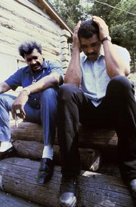 Muhammad Ali and Don King1980© 1980 Gunther - Image 7683_0365