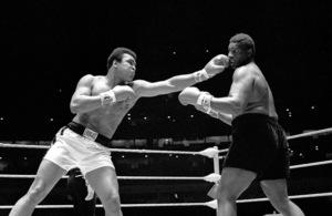 Muhammad Ali vs.Buster Mathis1971 Texas**I.V. - Image 7683_0403