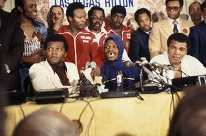 Muhammad Ali vs. Leon Spinks / Las Vegas Hilton / Las Vegas, Nevada1978 © 1978 Gunther - Image 7683_0406