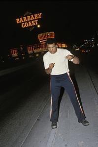 Muhammad Ali training in Las Vegas, Nevadacirca 1978 © 1978 Gunther - Image 7683_0407