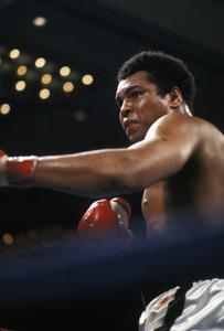 Muhammad Ali vs. Leon Spinks / Las Vegas Hilton / Las Vegas, Nevada1978 © 1978 Gunther - Image 7683_0409