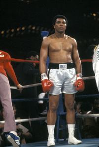 Muhammad Ali vs. Leon Spinks / Las Vegas Hilton / Las Vegas, Nevada1978 © 1978 Gunther - Image 7683_0418