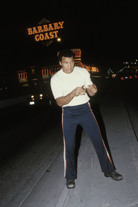 Muhammad Ali training in Las Vegas, Nevadacirca 1978 © 1978 Gunther - Image 7683_0425