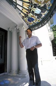 Muhammad Ali at his Los Angeles, California home1984 © 1984 Gunther - Image 7683_0429