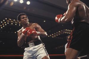 Muhammad Ali vs. Leon Spinks / Las Vegas Hilton / Las Vegas, Nevada1978 © 1978 Gunther - Image 7683_0430