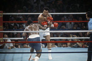 Muhammad Ali vs. Joe Frazier / Manila, Philippines (The Thrilla In Manila)1975 © 1978 Gunther - Image 7683_0431