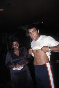 Muhammad Ali circa 1978 © 1978 Gunther - Image 7683_0439