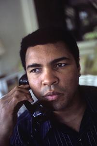 Muhammad Ali 1984 © 1984 Gunther