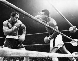 Muhammad Ali versus Ken Norton1973© 1978 Gunther - Image 7683_0477