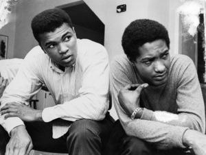 Muhammad Ali and Sam Cookecirca 1960s© 1978 Gunther - Image 7683_0480