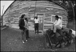 Gene Kilroy, Angelo Dundee, Luis Serria, Muhammad Ali1974© 1978 Peter Angelo Simon - Image 7683_0500