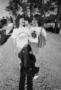Doug Henning, Jane Marla Robbins1974© 1978 Peter Angelo Simon - Image 7683_0537