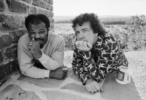 "Eddie ""Bossman"" Jones, Gene Kilroy1974© 1978 Peter Angelo Simon - Image 7683_0544"