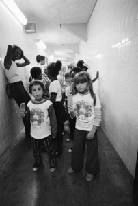 Children at a Muhammad Ali fight1974© 1978 Peter Angelo Simon - Image 7683_0590