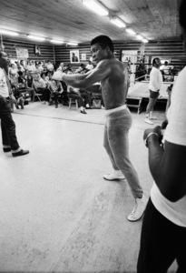 "Wali ""Youngblood"" Muhammad, Muhammad Ali, Eddie ""Bossman"" Jones1974© 1978 Peter Angelo Simon - Image 7683_0594"