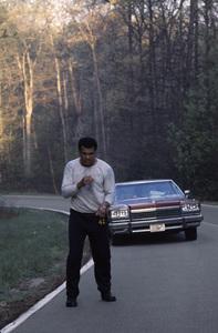 Muhammad Ali at his training camp in Deer Lake, Pennsylvaniacirca 1980© 1980 Gunther - Image 7683_0625