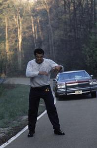 Muhammad Ali at his training camp in Deer Lake, Pennsylvaniacirca 1980© 1980 Gunther - Image 7683_0627