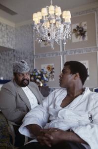 Muhammad Ali and Jabir Herbert Muhammadcirca 1970s© 1978 Gunther - Image 7683_0640