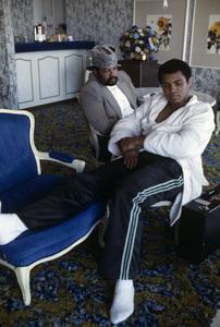 Muhammad Ali and Jabir Herbert Muhammadcirca 1970s© 1978 Gunther - Image 7683_0641