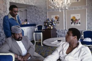 Muhammad Ali and Jabir Herbert Muhammadcirca 1970s© 1978 Gunther - Image 7683_0642