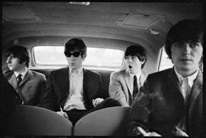 Paul McCartney, John Lennon, George Harrison and Ringo Starr of the Beatles1964© 1978 Gunther - Image 7685_0112