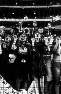 Beatles Fans enjoying concert atShea Stadium, August 15, 1965 © 1978 George E. Joseph - Image 7685_0169
