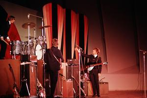 Beatles Performing at the Hollywood Bowlin Los Angeles 1965 © 1978 Reshovsky / MPTV - Image 7685_0192