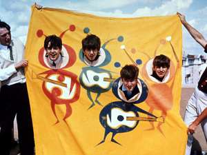 The BeatlesRingo Starr, John Lennon, PaulMcCartney, George Harrisonc. 1965/**I.V. - Image 7685_0202