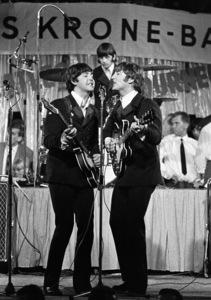 The BeatlesRingo Starr, John Lennon, PaulMcCartneyJune 24, 1966/**I.V. - Image 7685_0208