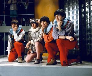 The BeatlesRingo Starr, Paul McCartney ,John Lennon,and George Harrison in London 1964**I.V. - Image 7685_0213