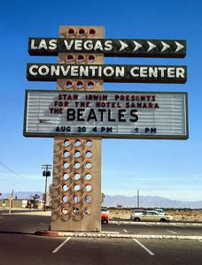 The BeatlesBillboard in Las Vegas, NVc. 1964/**I.V. - Image 7685_0214