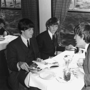 The BeatlesPaul McCartney, Ringo Starr, George Harrisoncirca 1965**I.V. - Image 7685_0219