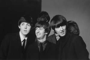 The BeatlesPaul McCartney, Ringo Starr, George Harrisoncirca 1965**I.V. - Image 7685_0220