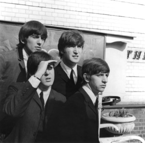 The BeatlesGeorge Harrison, Paul McCartney, John Lennon, Ringo Starrcirca 1965**I.V. - Image 7685_0221
