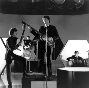 The BeatlesGeorge Harrison, Ringo Starr, Paul McCartney, John Lennoncirca 1965**I.V. - Image 7685_0222