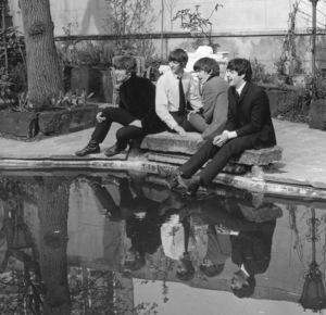 The BeatlesJohn Lennon, Ringo Starr, George Harrison, Paul McCartneycirca 1965**I.V. - Image 7685_0224