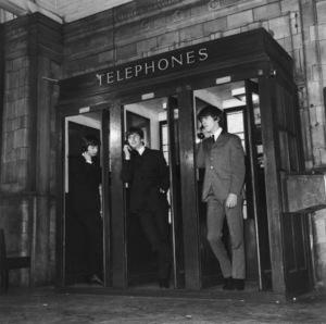 The BeatlesJohn Lennon, Ringo Starr, George Harrisoncirca 1965**I.V. - Image 7685_0227