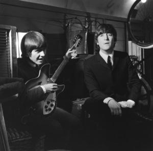 The BeatlesGeorge Harrison, John Lennoncirca 1965**I.V. - Image 7685_0229