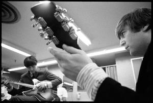 Paul McCartney and John Lennon of the Beatles1964 © 1978 Gunther - Image 7685_0257