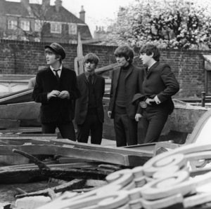 The Beatles (John Lennon, Ringo Starr, Paul McCartney, George Harrison)circa 1960s** I.V. - Image 7685_0262