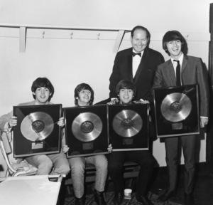 The Beatles (John Lennon, Ringo Starr, Paul McCartney, George Harrison)circa 1960s** I.V. - Image 7685_0264