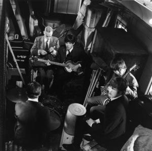 The BeatlesRingo Starr, Paul McCartney, George Harrison, John Lennoncirca 1964** I.V. - Image 7685_0301